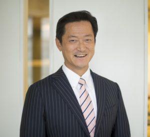 原田隆史先生の写真